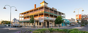 Narrabri Towns and Villiages