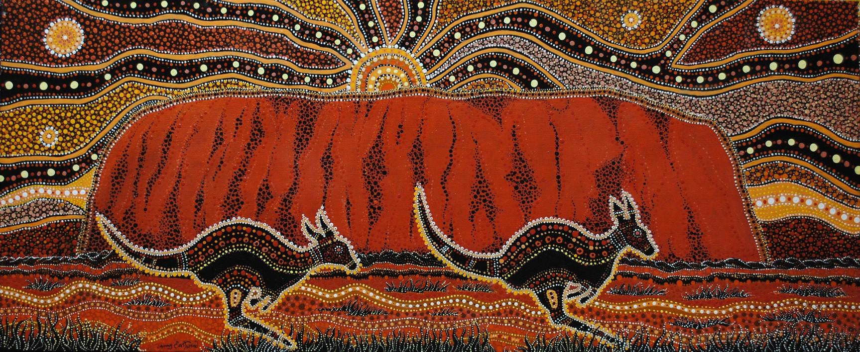 Narrabri ADFAS 2018 – Aboriginal Art From Rock Art to Today with Sally Butler.