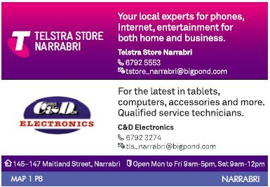 Telstra Store Narrabri